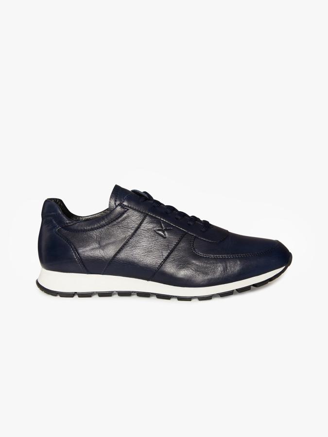 XINT - Xint Bağcıklı Deri Ayakkabı