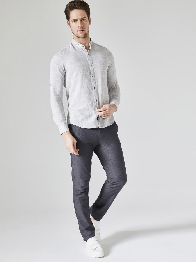 XINT - Xint Hakim Yaka Slim Fit Gömlek (1)