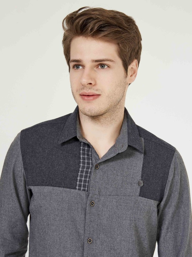 XINT - Xint Klasik Yaka Gömlek (1)