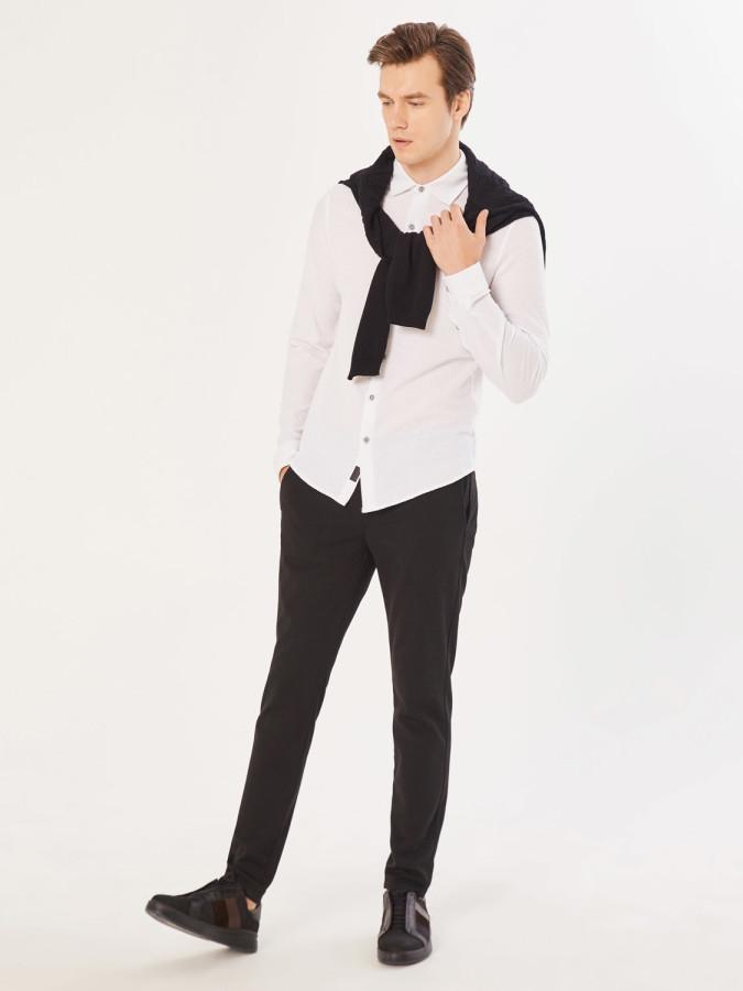 XINT - Xint Klasik Yaka Slim Fit Gömlek