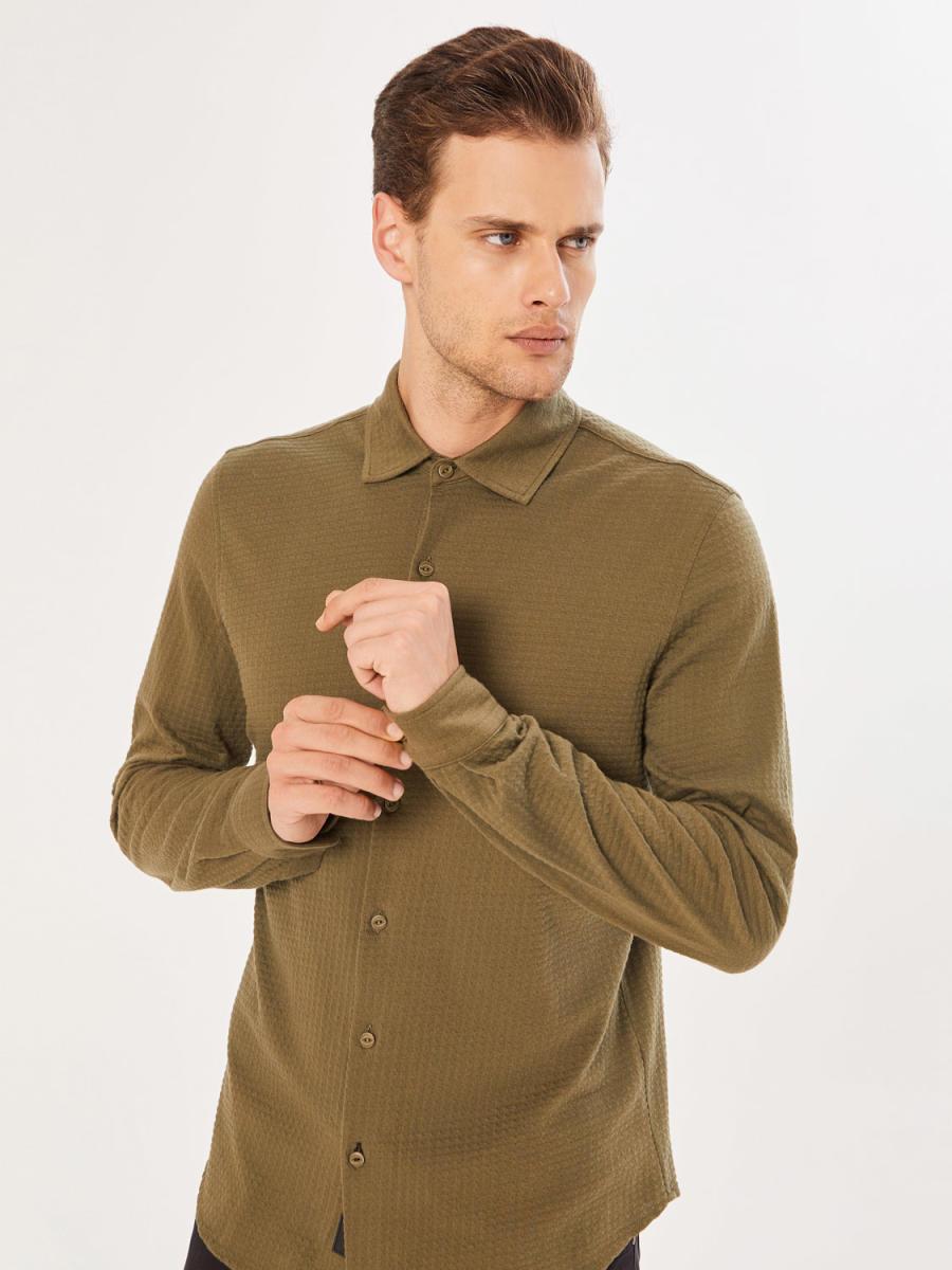 Xint Klasik Yaka Slim Fit Gömlek