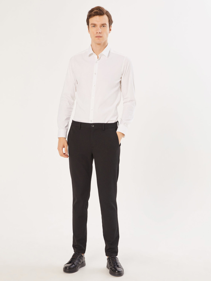 XINT - Xint Slim Fit Basic Gömlek (1)