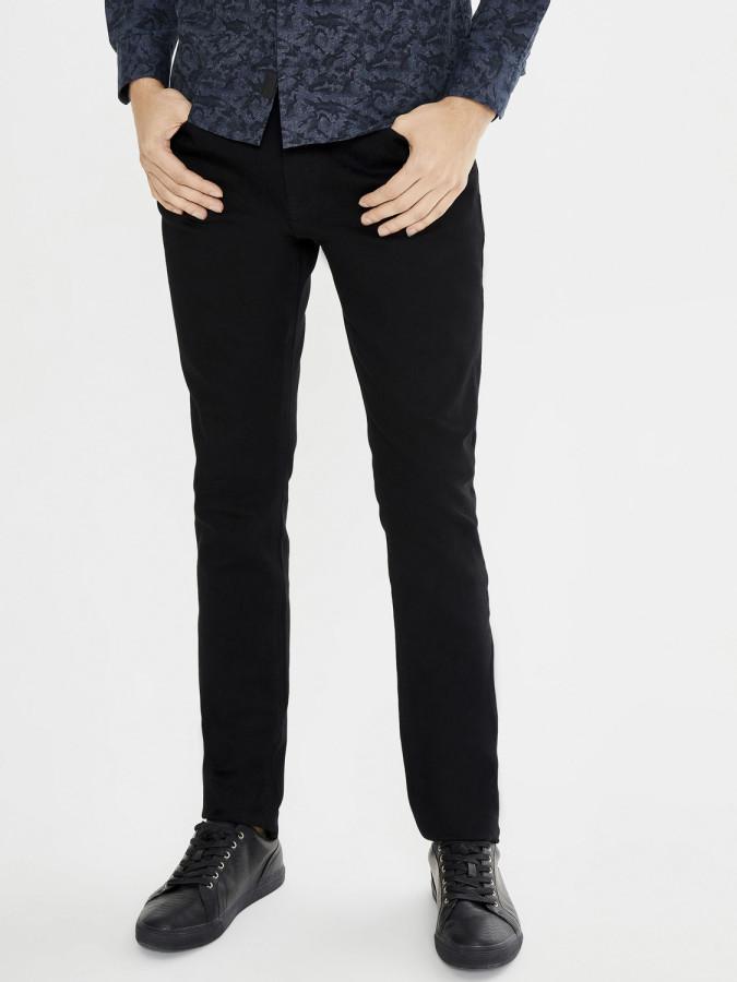 Xint 5 Cep Skinny Kalıp Denim Pantolon - Thumbnail