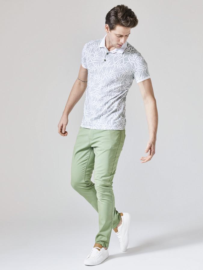 XINT - Xint 5 Cep Slim Fit Pantolon (1)