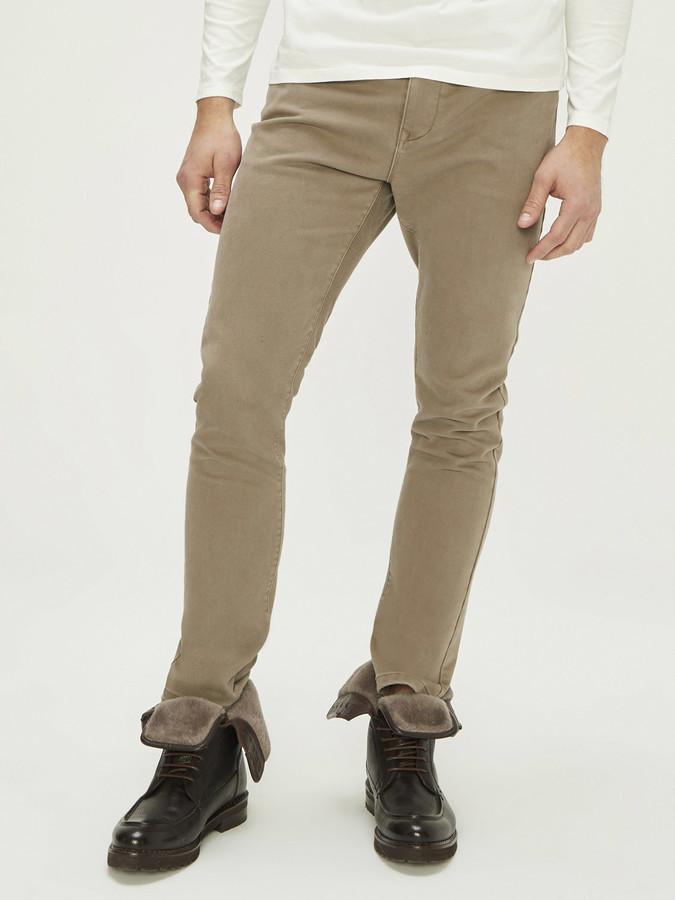 XINT - Xint 5 Cepli Dar Kesim Pantolon (1)