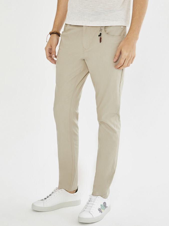 XINT - Xint 5 Cepli Dar Kesim Spor Pantolon (1)