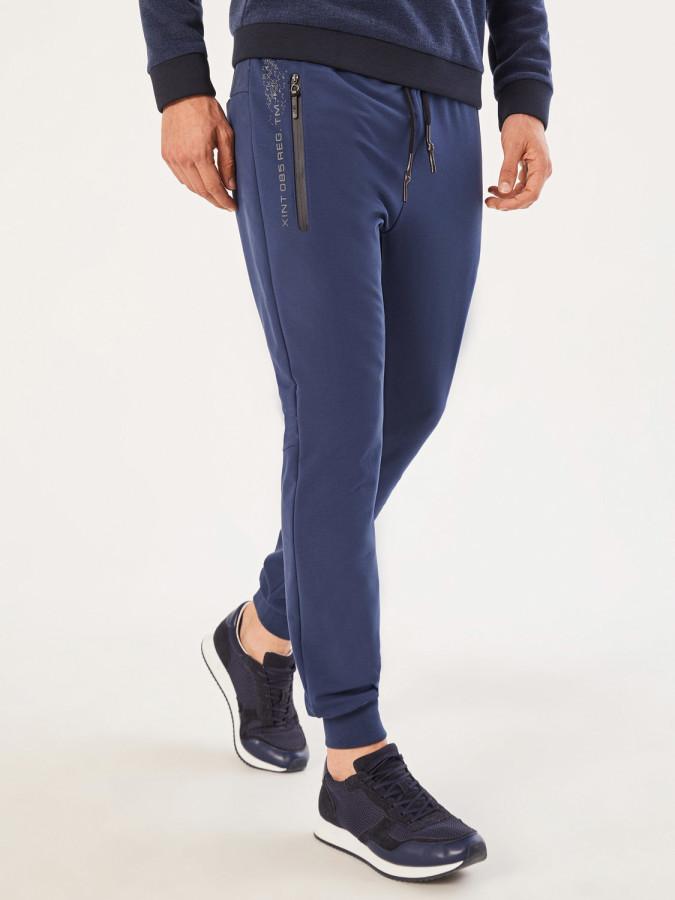 XINT - Xint Baskı Detaylı Jogger Sweat Pantolon (1)
