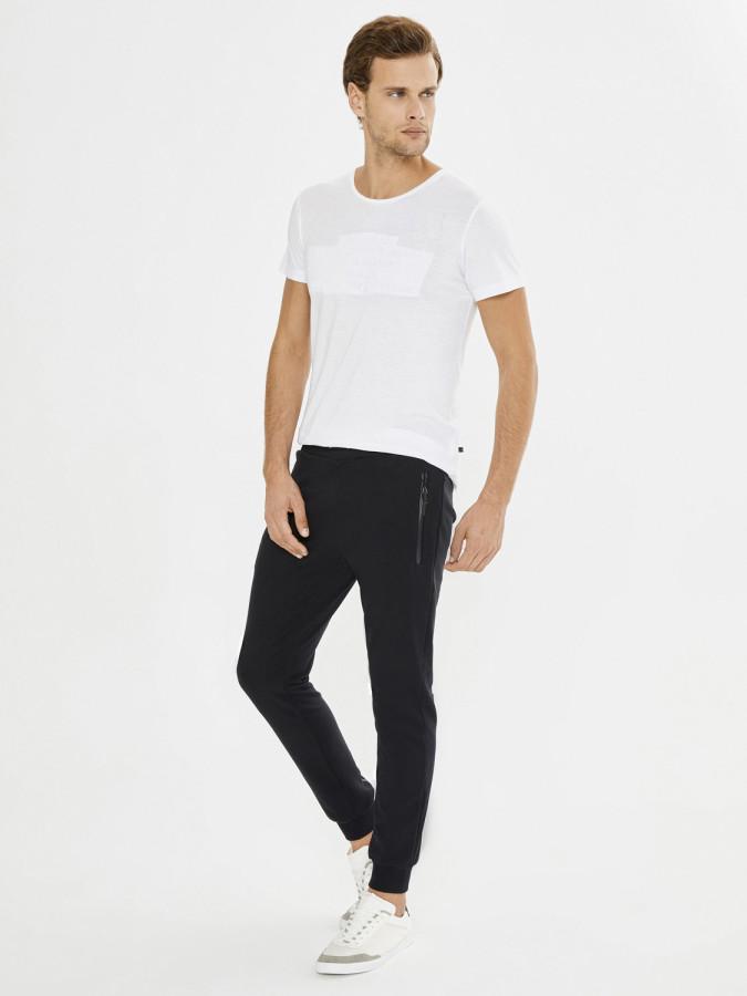 XINT - Xint Baskı Detaylı Sweat Pantolon (1)