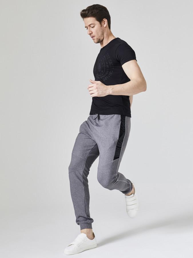 XINT - Xint Dar Paça Sweat Pantolon (1)