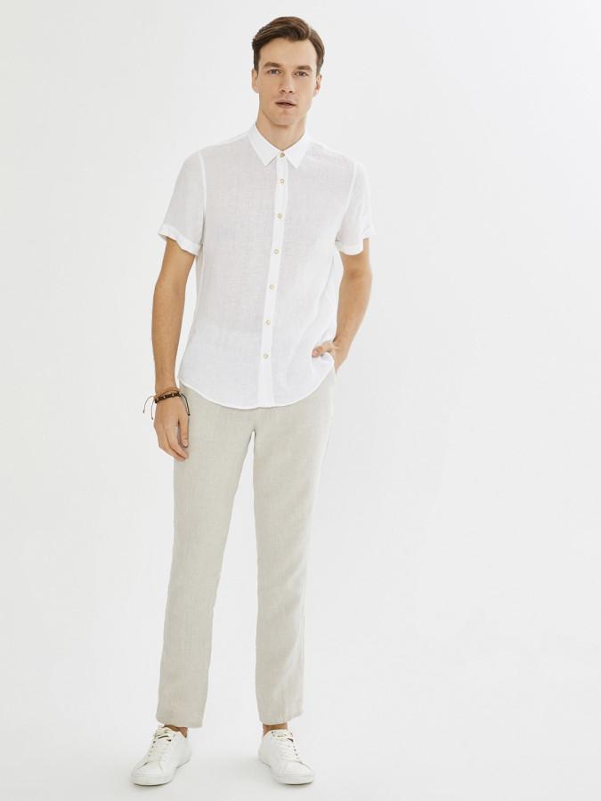 XINT - Xint Chino Keten Pantolon (1)