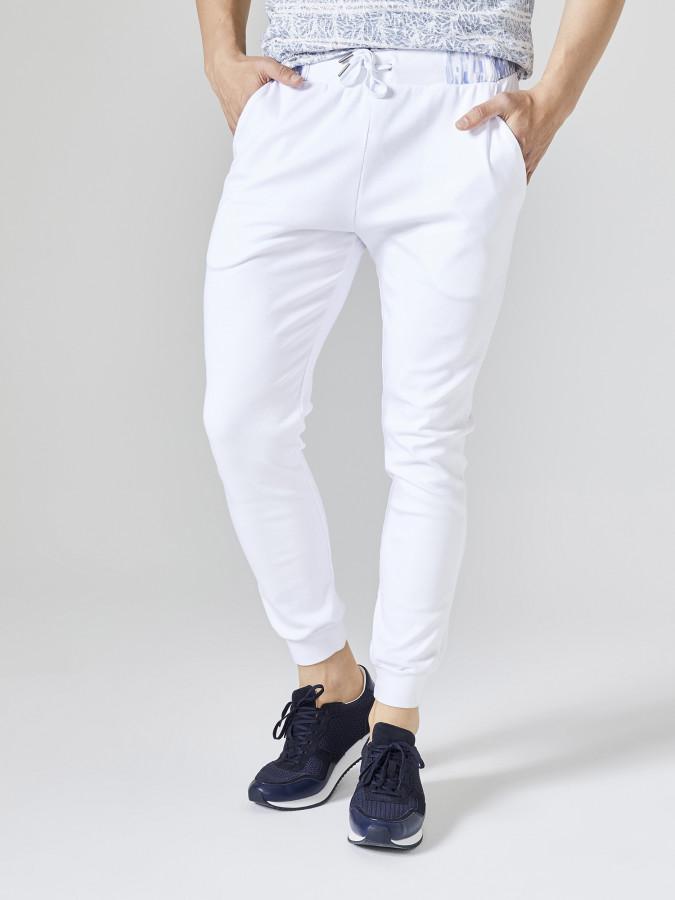 XINT - Xint Paçaları Lastikli Sweat Pantolon (1)