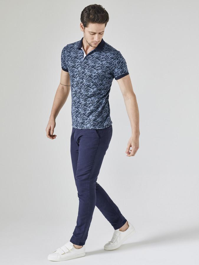 XINT - Xint Pamuk Keten Karışımlı Pantolon