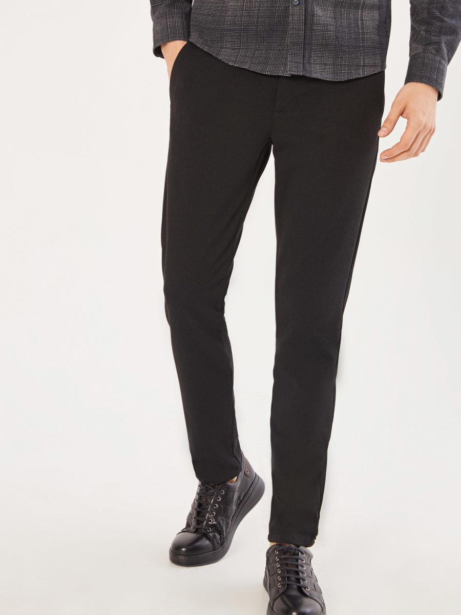 Xint Slim Fit V Cep Pantolon