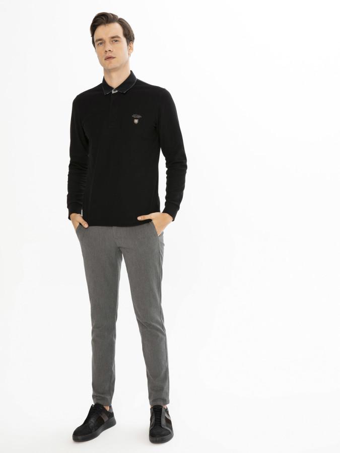 MCL - MCL Polo Yaka Sweatshirt