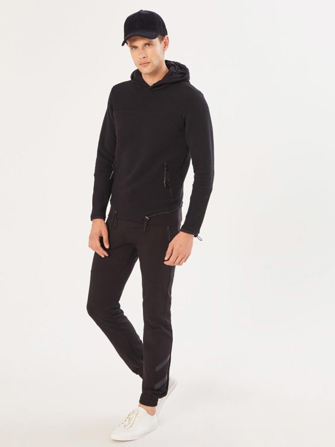 XINT - Xint Kapüşonlu Sweatshirt (1)