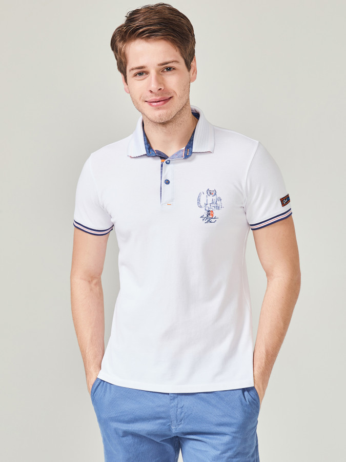 MCL - MCL Polo Yaka Tişört