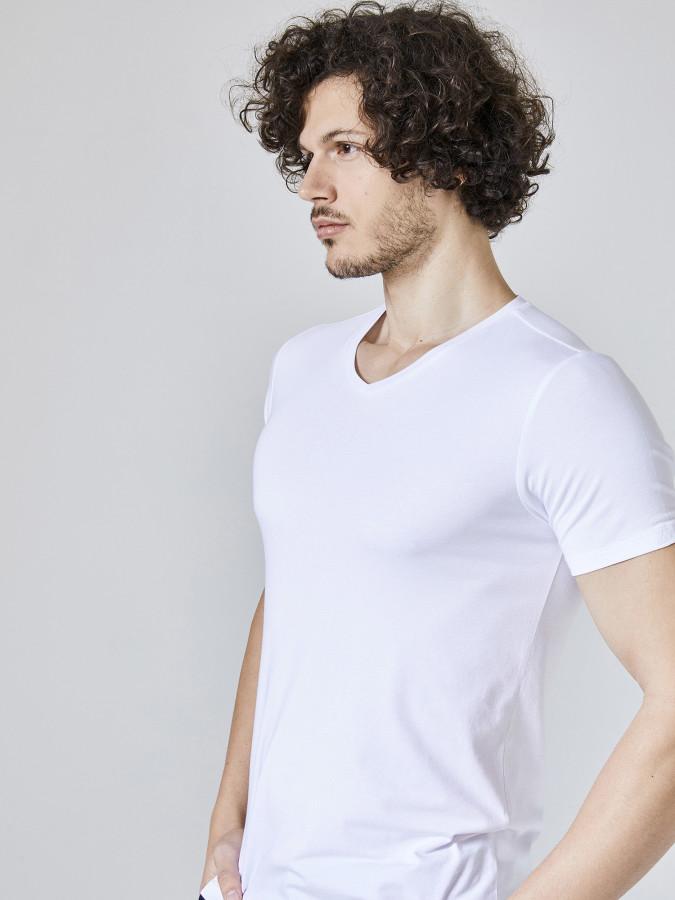 XINT - Xint V Yaka Basic Tişört