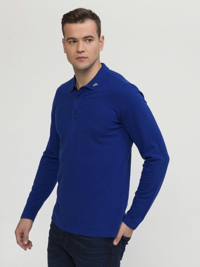 XINT - Xint Polo Yaka Uzun Kollu Tişört (1)