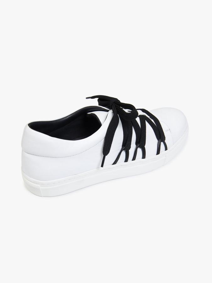 XINT - Xint Kalın Tabanlı Bağcıklı Ayakkabı (1)