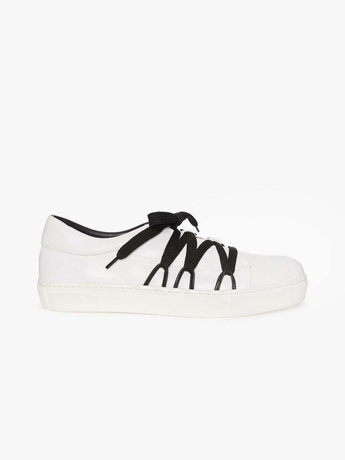 XINT - Xint Kalın Tabanlı Bağcıklı Ayakkabı