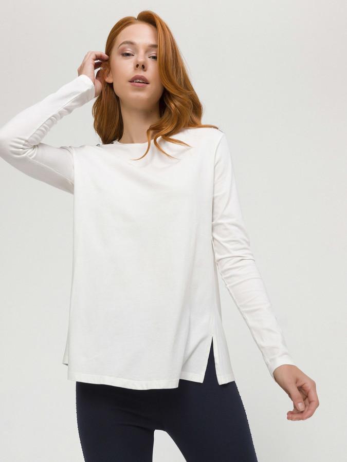 XINT - Xint Yuvarlak Yaka Omuzları İşlemeli Bluz (1)