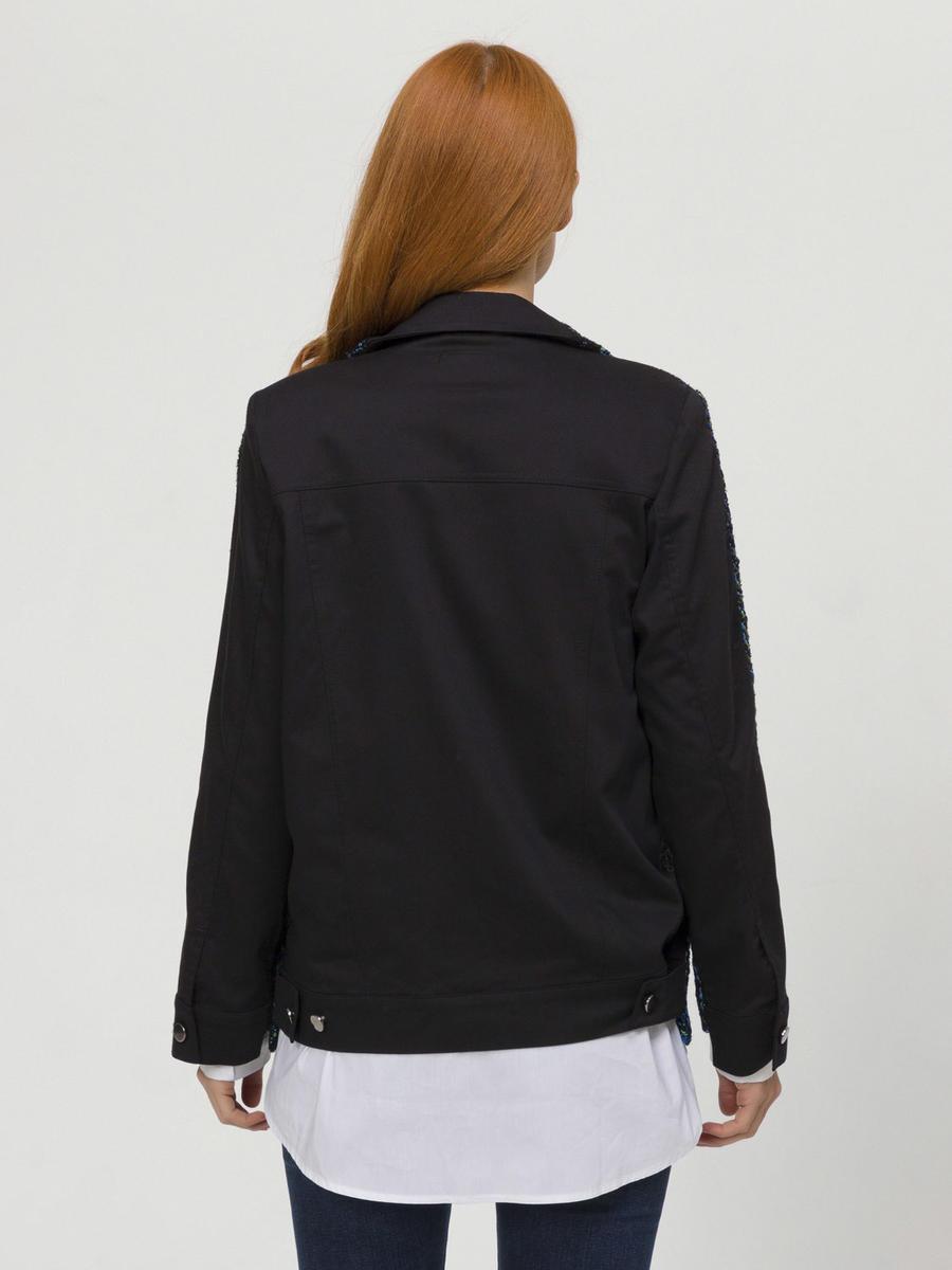 Xint Kruvaze Kapamalı Mix&Match Ceket