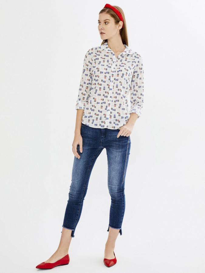 XINT - Xint Desenli Gömlek (1)