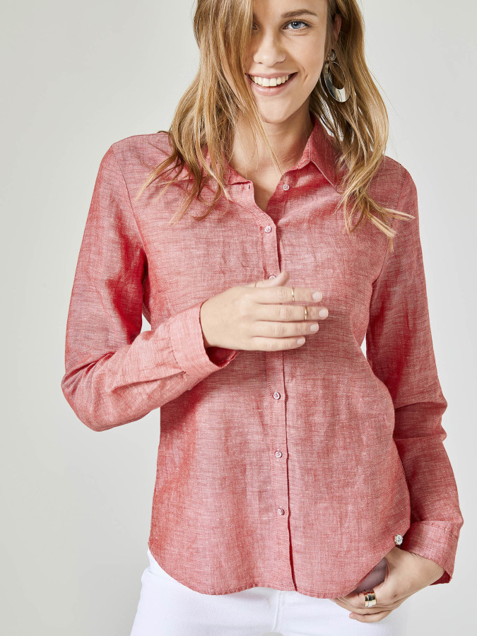 XINT - Xint Küçük Yakalı Basic Gömlek (1)