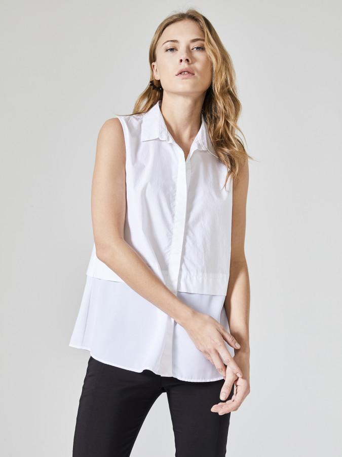 XINT - Xint Küçük Yakalı Slim Fit Gömlek