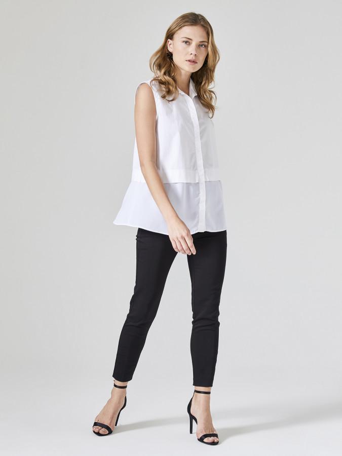 XINT - Xint Küçük Yakalı Slim Fit Gömlek (1)