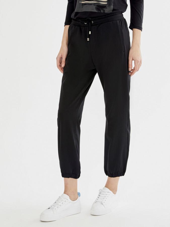 XINT - Xint Belden Bağcıklı Rahat Kesim Pantolon (1)