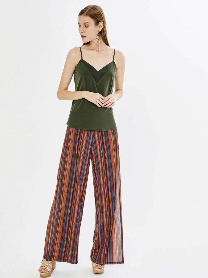 XINT - Xint Normal Bel Anvelop Kapamalı Pantolon (1)