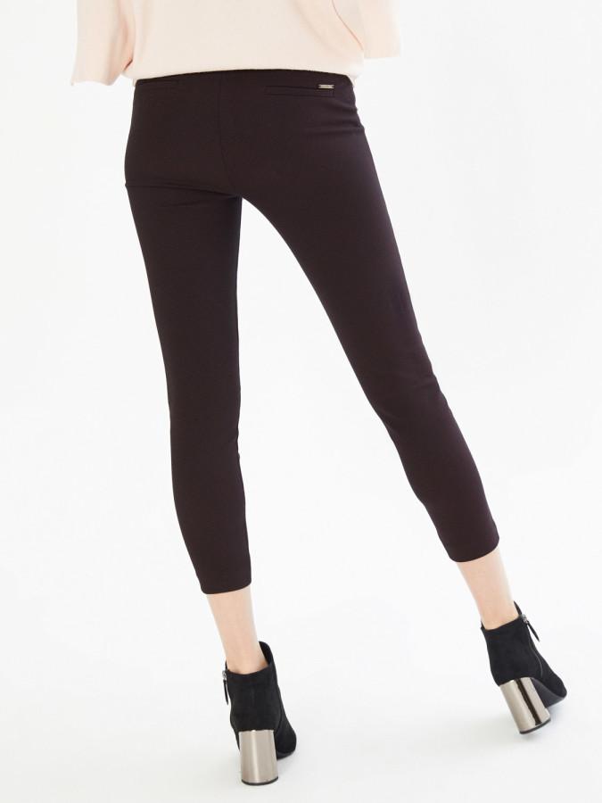 Xint Normal Bel Yandan Fermuarlı Skinny Kalıp Pantolon - Thumbnail