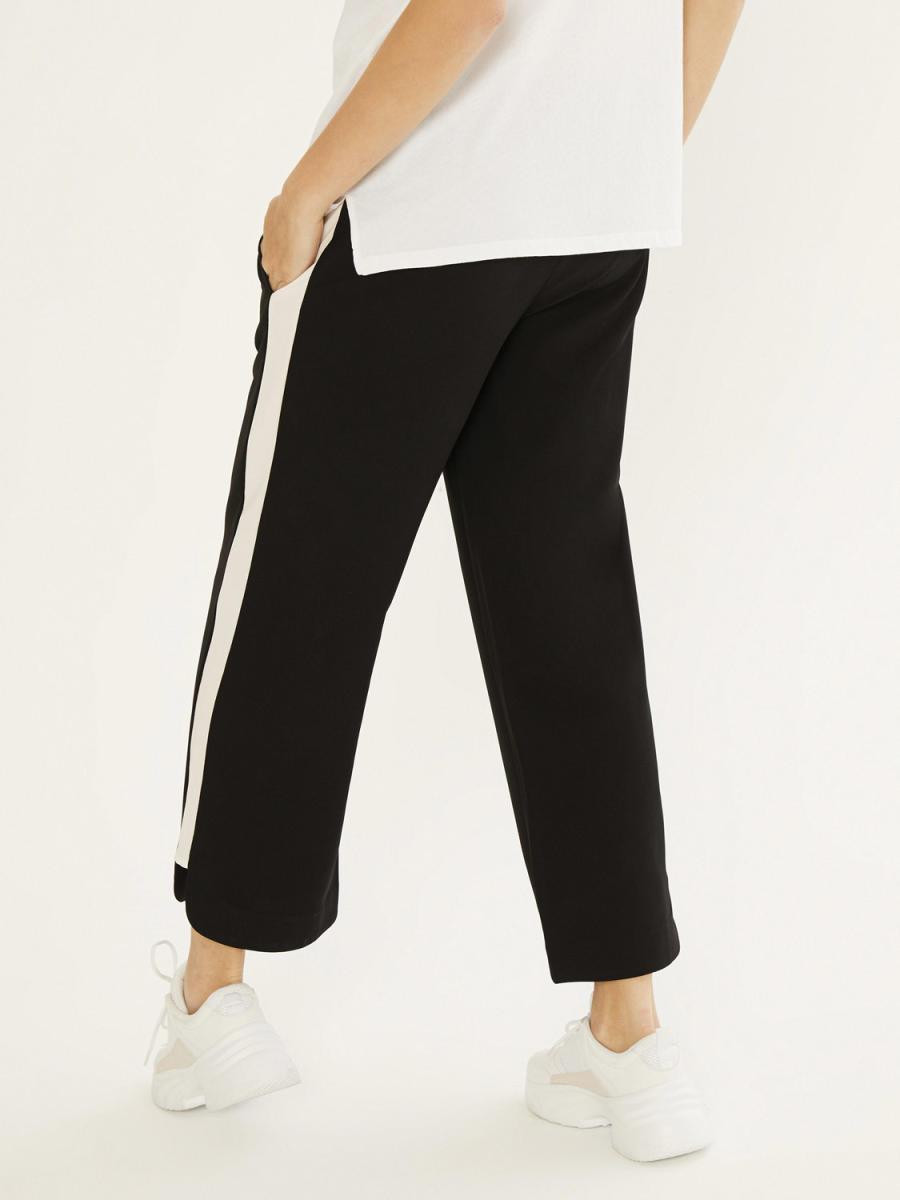 Xint Yüksek Bel Oval Paça Pantolon