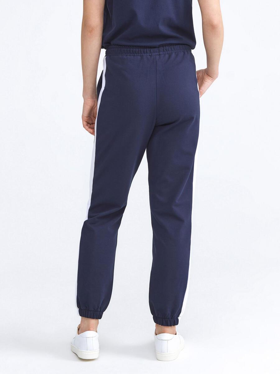 Pamuklu Rahat Kesim Sweat Pantolon