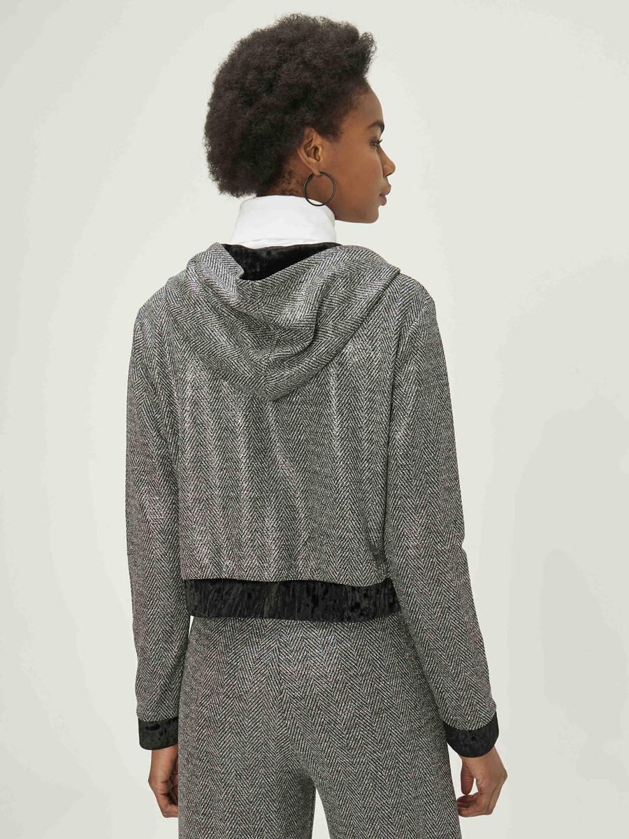 Xint Kapüşonlu Sweatshirt