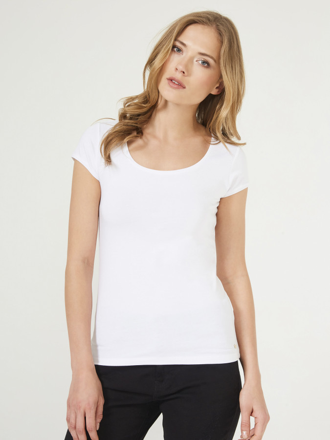 XINT - Xint U Yaka Basic Tişört
