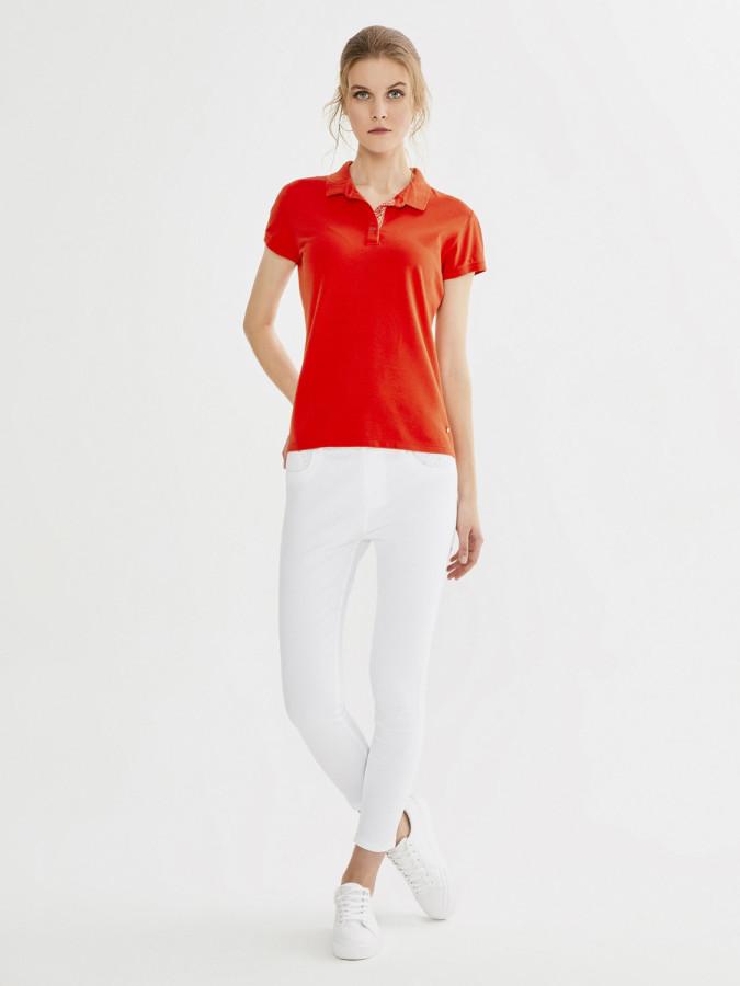 XINT - Xint Polo Yaka Basic Tişört (1)