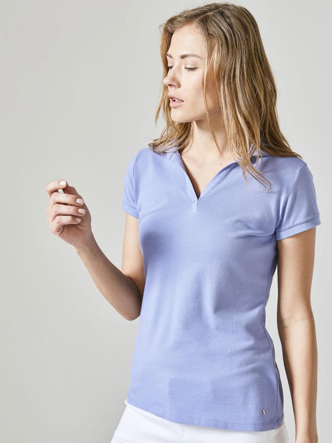 XINT - Xint Polo Yaka Basic Tişört