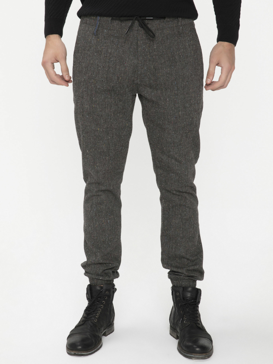 Xint Paçaları Lastikli Pantolon