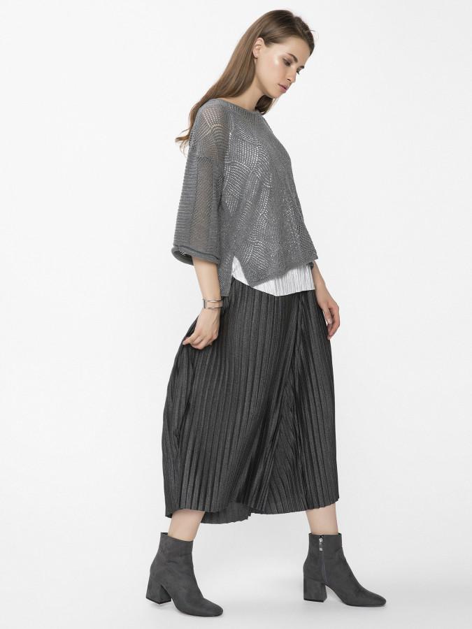 Xint Piliseli Culotte Pantolon - Thumbnail